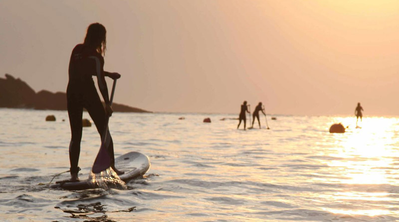 STAND UP PADDLEBOARD BALADE