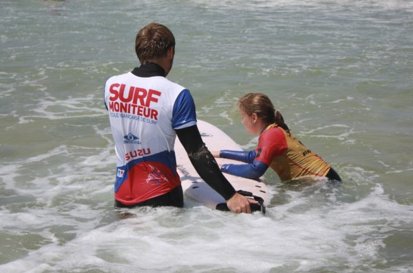 Ecole de surf Hossegor