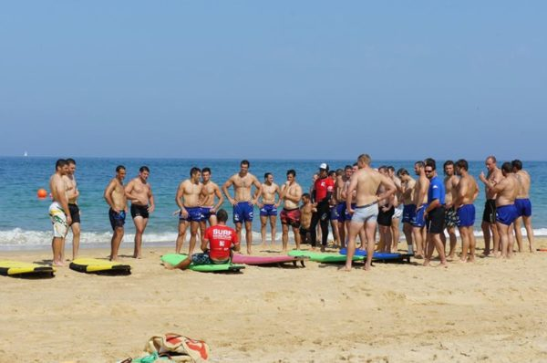 Groupes Watermansport Surf School