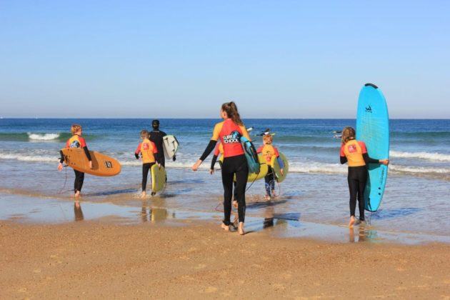 cours de surf collectifs hossegor watermansport