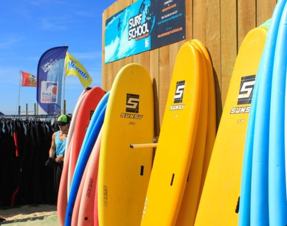 Sunsy Surfboards Rentals Watermansport Surf School